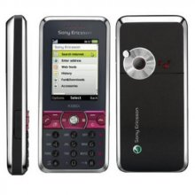 Sony Ericsson K660i GSM Un-locked (Black)
