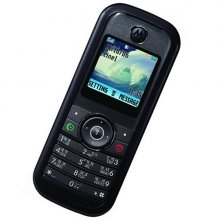 Motorola W205 Gsm Un-locked BLACK