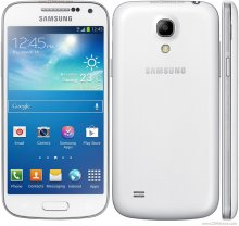 Samsung GALAXY S4 Mini Android Phone 8 GB - White frost - GSM