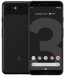 Google Pixel 3 - 64 GB - Just Black - Unlocked