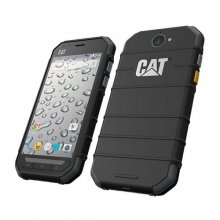 Cat S30 Waterproof Smartphone Unlocked GSM Dual SIM, Black