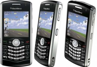 RIM Blackberry Pearl 8110 Gsm Un-locked GPS PHONE (BLACK)