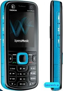Nokia 5130 GSM Un-locked XpressMusic GSM Quadband (Black)