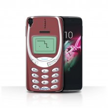 Alcatel OneTouch Retro - Reddish Black - Sprint - CDMA