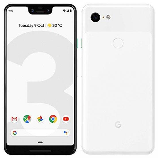 Google Pixel 3 XL - 128 GB - Clearly White - Verizon