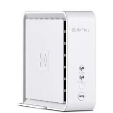 At&t Air 4920 AirTies Smart Wi-Fi Extender - White (Pre-Owned)