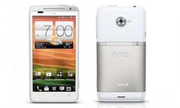 HTC - Evo 4G LTE Mobile Phone - White Un-locked CDMA