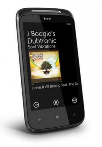 HTC Mozart T8698 WP7 Gsm Un-locked Windows Phone 7 ...