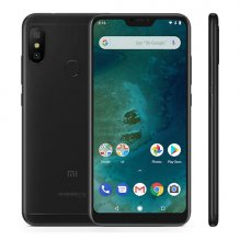 Xiaomi MI A2 Lite - 64 GB - Black - Unlocked - GSM
