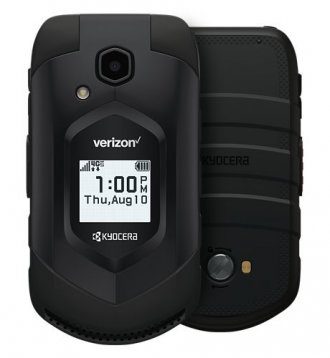 Kyocera DuraXV LTE (4G LTE) Verizon Wireless, Black
