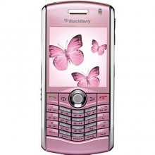 RIM Blackberry Pearl 8110 Gsm Un-locked GPS PHONE (PINK)