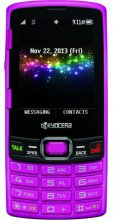 Kyocera - Verve Cell Phone - Pink (Sprint)