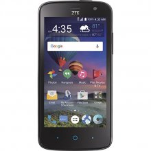 ZTE Majesty Pro - 8 GB - Black - GSM