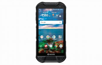 Kyocera DuraForce PRO 2 64GB Black AT&T Rebfurbished like new