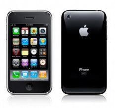 Apple iPhone 3GS Smartphone 16 GB - WCDMA (UMTS) / GSM - Black