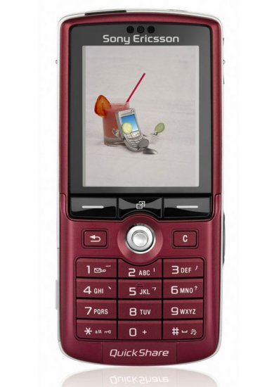sony ericsson k750i un locked gsm phone red k750i 76 64 rh electronicsforce com
