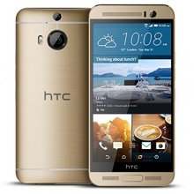 HTC - One (M9) 4G LTE with 32GB Memory Cell Phone - Gold