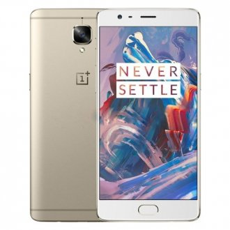 OnePlus 3 6GB Ram 64GB Soft Gold Model North American Version GS