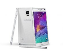 Samsung GALAXY Note 4 Android smartphone 32 GB - Frost white