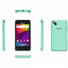 BLU Advance 4.0 L2 A030U 4GB 3G Green Unlocked GSM Cell Phone 4.