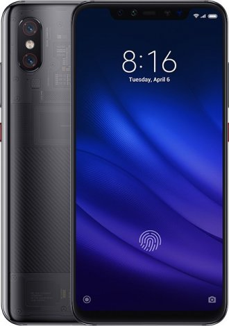 Xiaomi MI 8 Pro - 128 GB - Transparent Design In Titanium Color