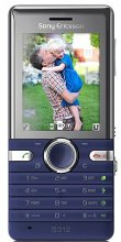 Sony Ericsson S312 GSM Un-locked No Contract Cell Phone - blue