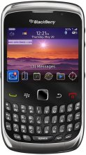 BlackBerry 9300eubk BlackBerry Curve 3G 9300 Un-locked GSM Smart