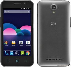ZTE Obsidian Z820 8GB Black Prepaid Smartphone Wm Family Mobile