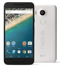 Google Nexus 5X - 32 GB - Ice - Unlocked - GSM
