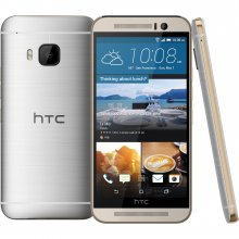 HTC One (M9) - 32 GB - Gold On Silver - Unlocked - GSM