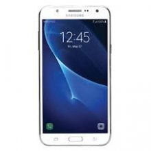 Samsung - Galaxy J7 - 16GB - White - Unlocked - GSM