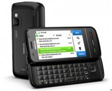 Nokia C6-00 Black Gsm Un-locked Phone