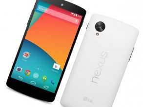 Google Nexus 5 - 32 GB - White - Unlocked - GSM