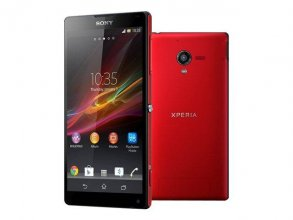 Sony XPERIA ZL Android Phone (GSM Un-locked) - Red 16GB