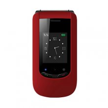 CPR CS900 3G Cell Phone Red