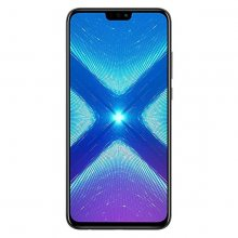 Honor 8X - 128 GB - Black - Unlocked - GSM