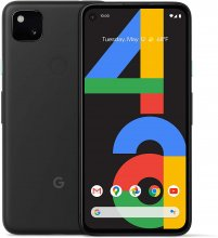 Google Pixel 4a - 128 GB - Just Black - Fi