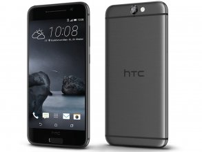 HTC - Bolt 4G LTE with 32GB Memory Cell Phone - Gray (Sprint)