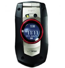 Verizon Wireless G'zOne Type-S in Black & Silver C211
