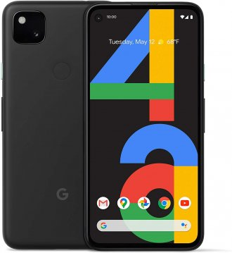 Google Pixel 4a - 128 GB - Just Black - Verizon