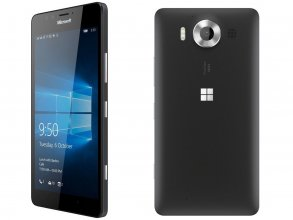 Microsoft Lumia 950 Dual SIM - 32GB - Black Unlocked by intellic