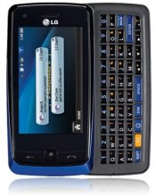 LG Rumor Touch LN510 CDMA SPRINT (BLUE)