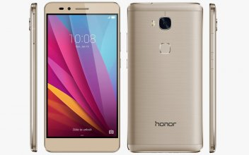 Huawei Honor 5X - 16 GB - Gold - Unlocked - GSM