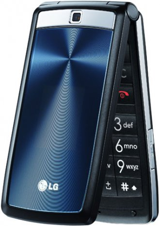 LG KF300 Un-locked GSM Flip No Contract Cellphone