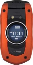 Casio G'zOne Boulder verizon cdma (Orange)