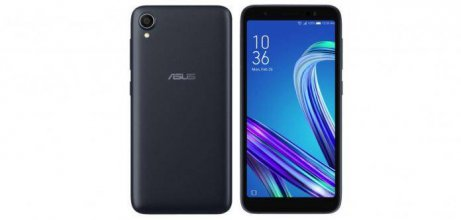 ASUS ZenFone Live (L1) (ZA550KL) - 16 GB - Midnight Black - Unlo