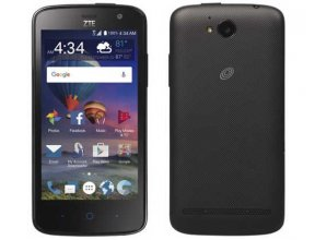 ZTE Majesty Pro Plus - Black - TracFone