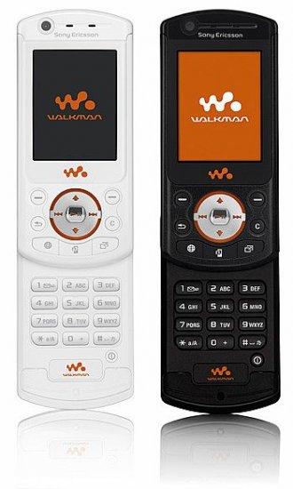 black Gsm White Walkman Ericsson Phone Sony W900i w900i