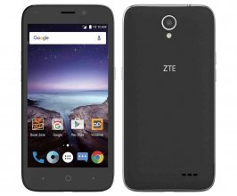 ZTE Imperial Max Z963U - 16 GB - Black - US Cellular