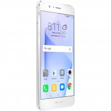 Huawei Honor 8 - Dual-Sim - 64 GB - Pearl White - Unlocked - GSM